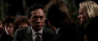 Takagi talks to Hans