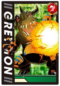 Greymon 1-006 (DCr)