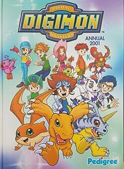 Digimon Annual 2001