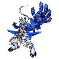 Aegiochusmon Blue b