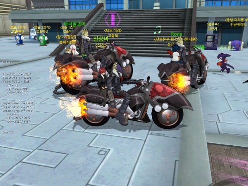 File:Digimon Masters screenshot - Riding Behemoth (Test).png
