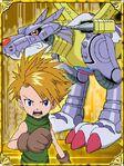 Yamato & MetalGarurumon 903 (DCo)