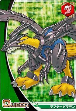 Raptordramon 5-935 (DCr)