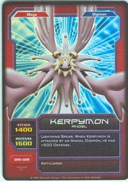Kerpymon DM-128 (DC)