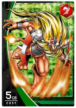 Flaremon 5-016 (DCr)