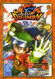 File:Digimon Frontier (Yuen Wong Yu) Volume 2.jpg