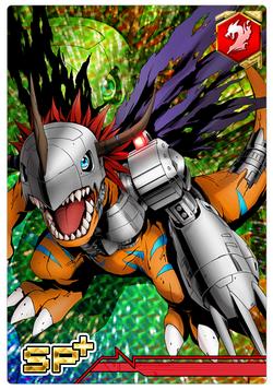 MetalGreymon 5-550 (DCr)