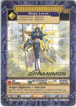 Ophanimon Bo-294 (DB)
