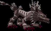 Garurumon (Black) dwds