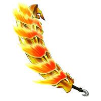 Slayerdramon Sword