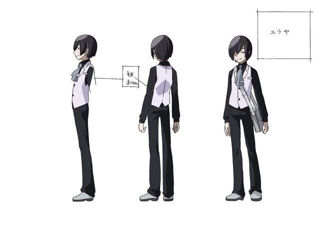 File:Digimon World Re-Digitize Yuuya Kuga concept art.jpg