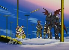 List of Digimon Tamers episodes 28