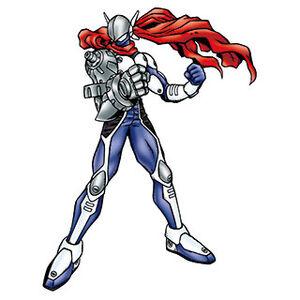Justimon (Blitz Arm) b