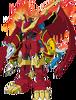ImperialSusanoomon Crimson Burst Mode