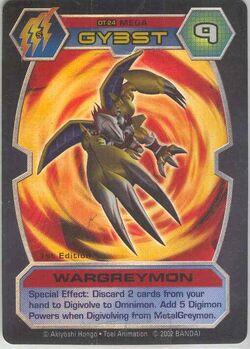 WarGreymon DT-24 (DT)