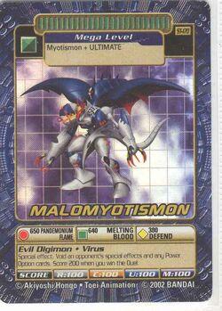 MaloMyotismon St-170 (DB)