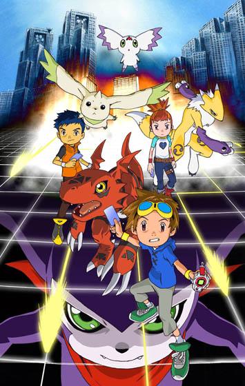 Capitulos de: Digimon Tamers