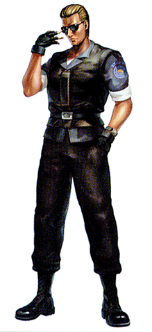 File:Albert Wesker Art.png