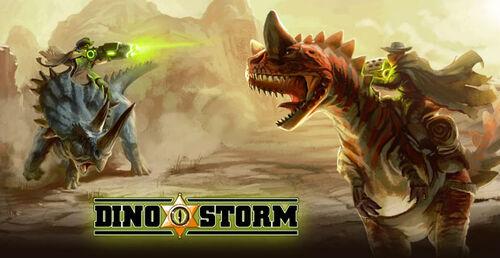 Dino-storm