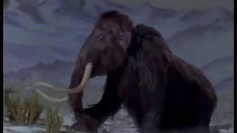 Canada Vignettes Woolly Mammoth