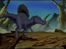 Land Before Time 12 Spinosaurus