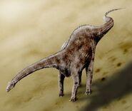 Diplodocus BW
