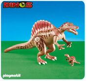 Playmobil Dinos Spinosaurus