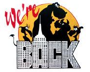 We're-back-logo