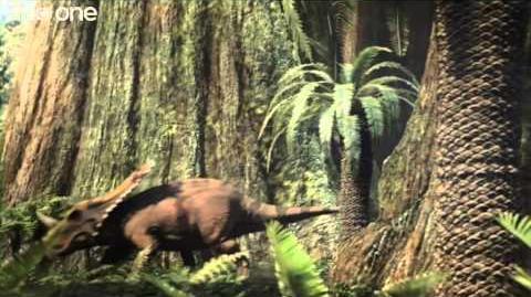 Tyrannosaur Rivalry - Planet Dinosaur - Episode 3 - BBC One