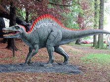 Dinoland spinosaurus