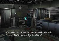 New Employee Education location.