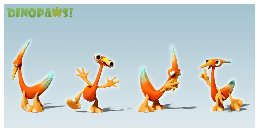 Výsledek obrázku pro dinopaws