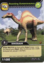 Ouranosaurus-Roaming TCG Card (German)