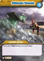 Ultimate Torrent TCG Card 1