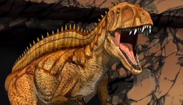 Dinosaur King Episode 15