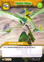 Metal Wing TCG Card 1