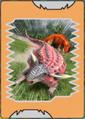 Pawpawsaurus Anime Card