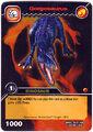 Gorgosaurus TCG card