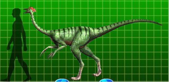 The gallery for --> Dinosaur King Megaraptor
