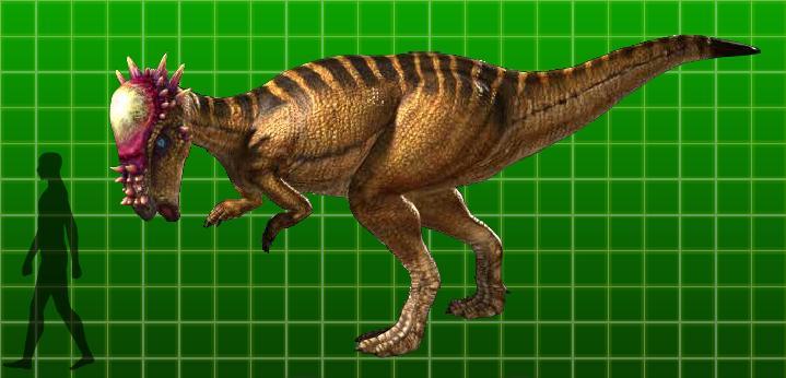 1425  December 12  2009  Pachycephalosaurus Dinosaur King