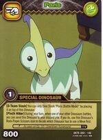 Parasaurolophus - Paris TCG Card 1-DKTB