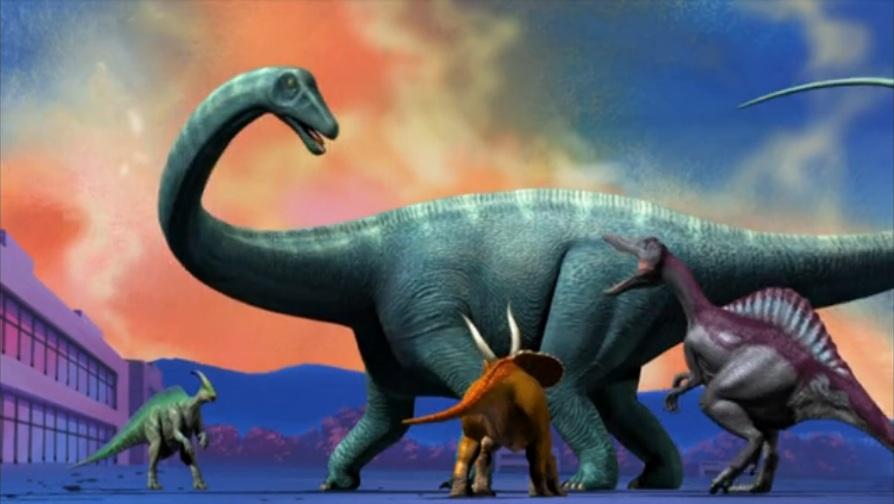 Image - Seismosaurus 3.jpg | Dinosaur King | Fandom ...
