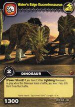 Eucentrosaurus-Water's Edge TCG Card