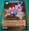 Saichania - Tank DinoTector TCG Card 3-DKTA-Gold