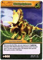 Static Sphere TCG Card 1-Silver 1a