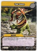 Tail Slam TCG Card 2-DKDS