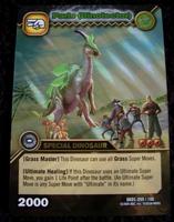 Parasaurolophus - Paris DinoTector TCG Card 2-DKDS-Collosal