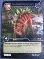 Tuojiangosaurus-Traveler TCG Card 1-Silver