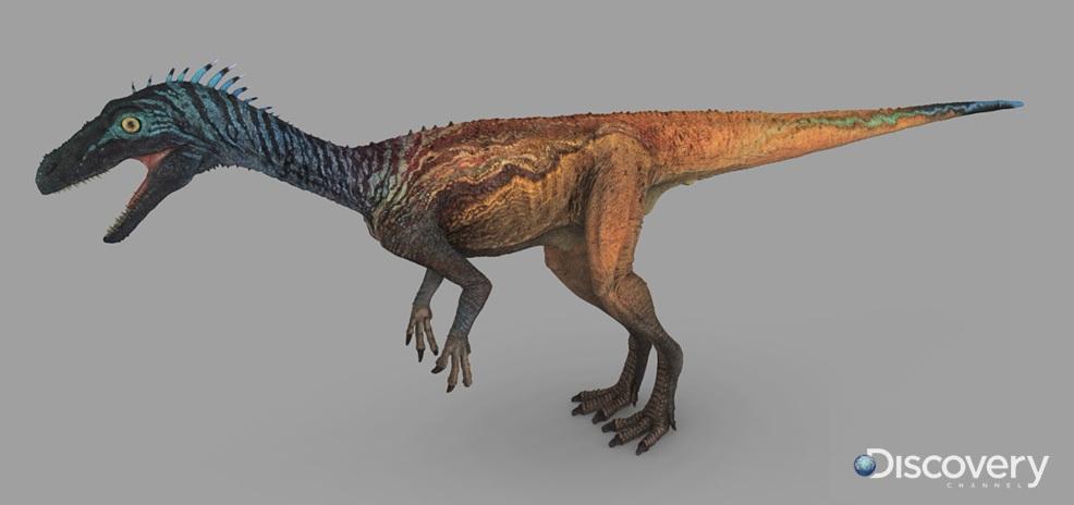 Resultado de imagen de eoraptor dinosaur revolution