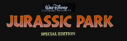 Jurassic Park with disney special edition